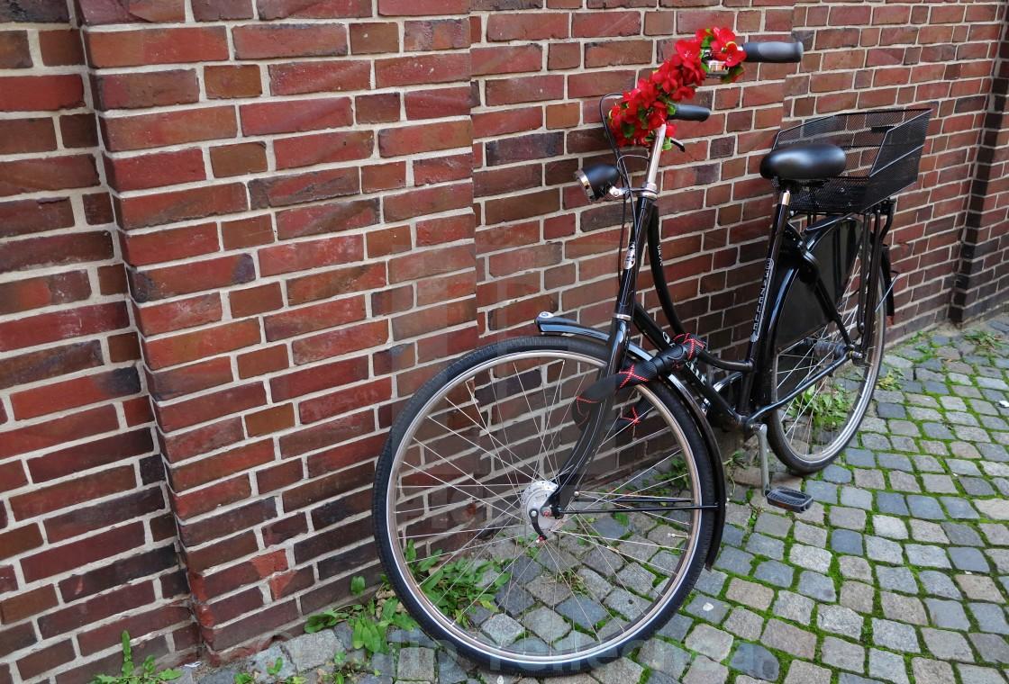 """""""happy bike"""" stock image"""