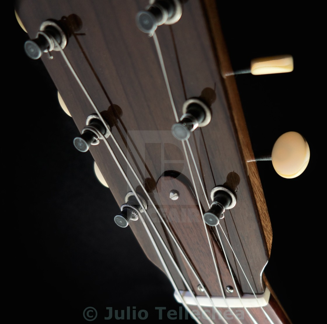 """guitar detail Vl"" stock image"