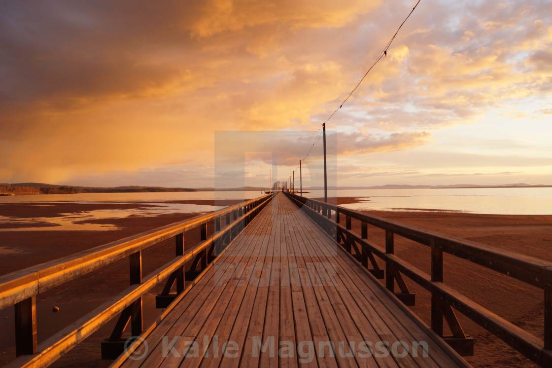 """Bridge"" stock image"