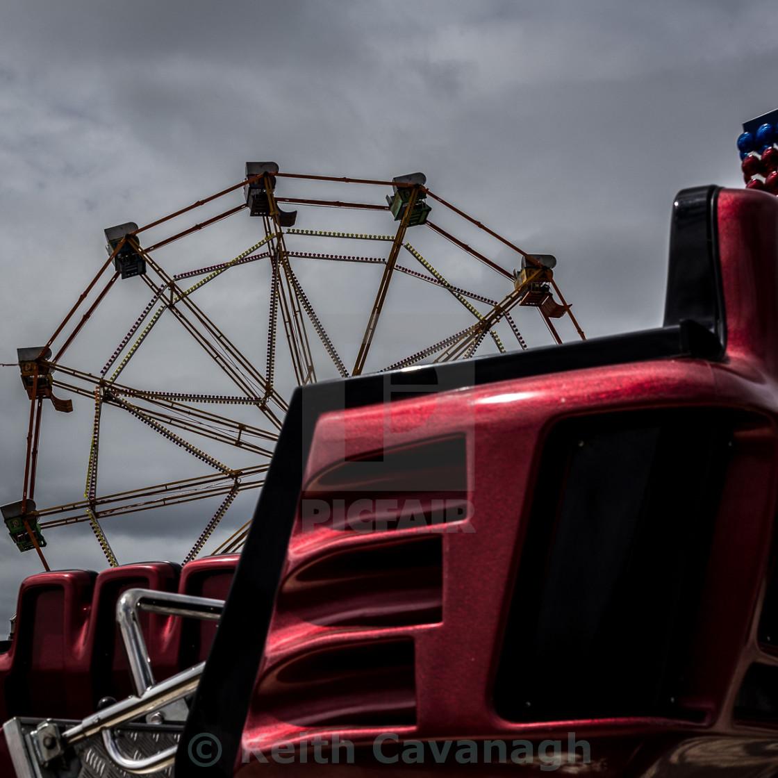 """Twister Wheel"" stock image"