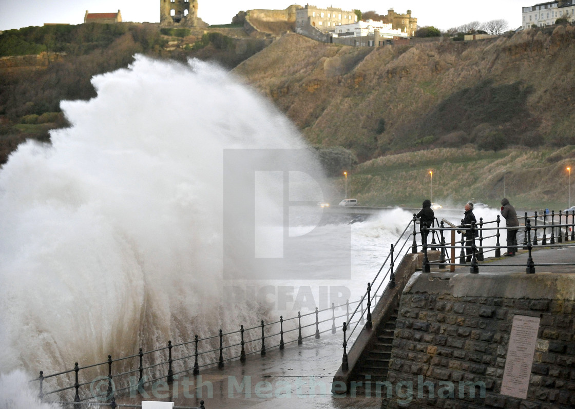 """Huge Waves"" stock image"