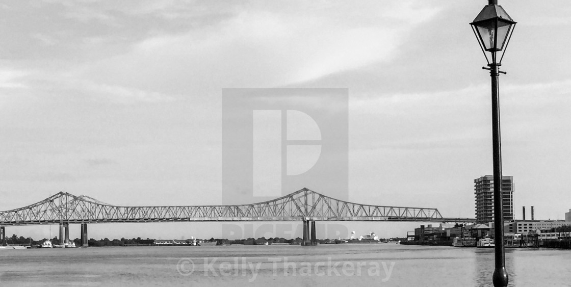 """New Orleans Connection"" stock image"