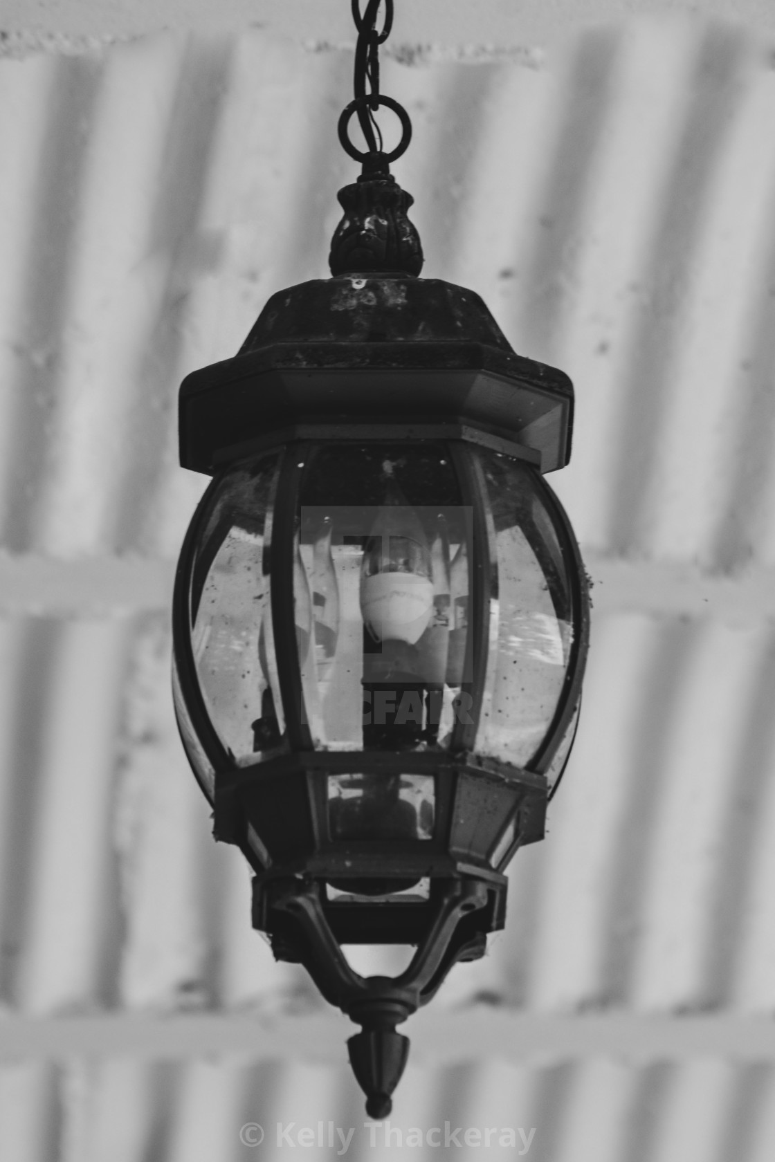 """Antique Light"" stock image"