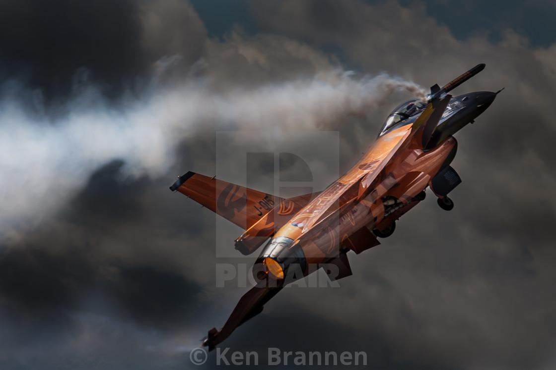 """RNAF F16"" stock image"