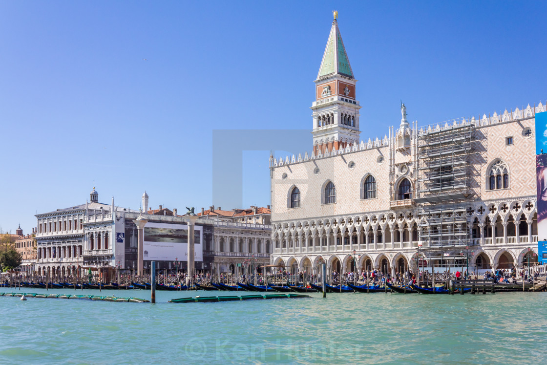 """St Marks Square"" stock image"