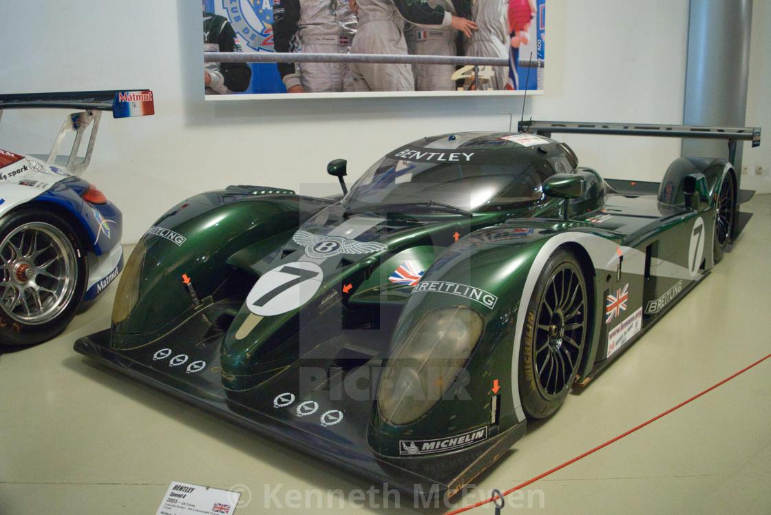 Bentley Le Mans Car License Download Or Print For 9 92 Photos