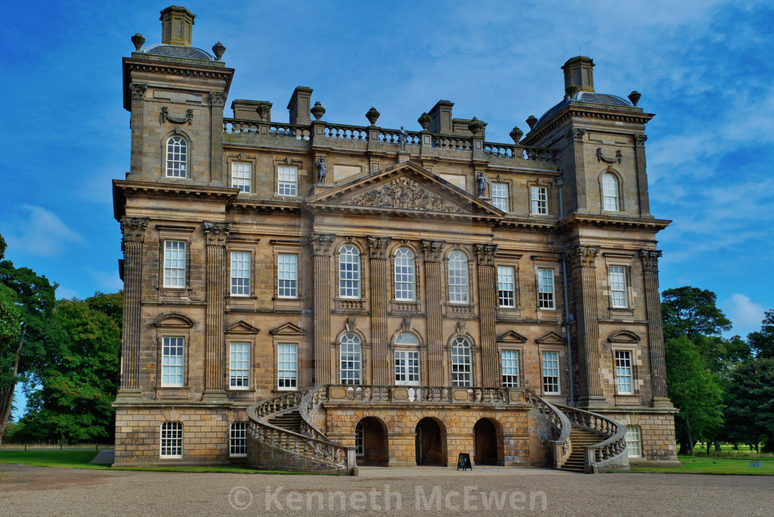 """Duff House"" stock image"