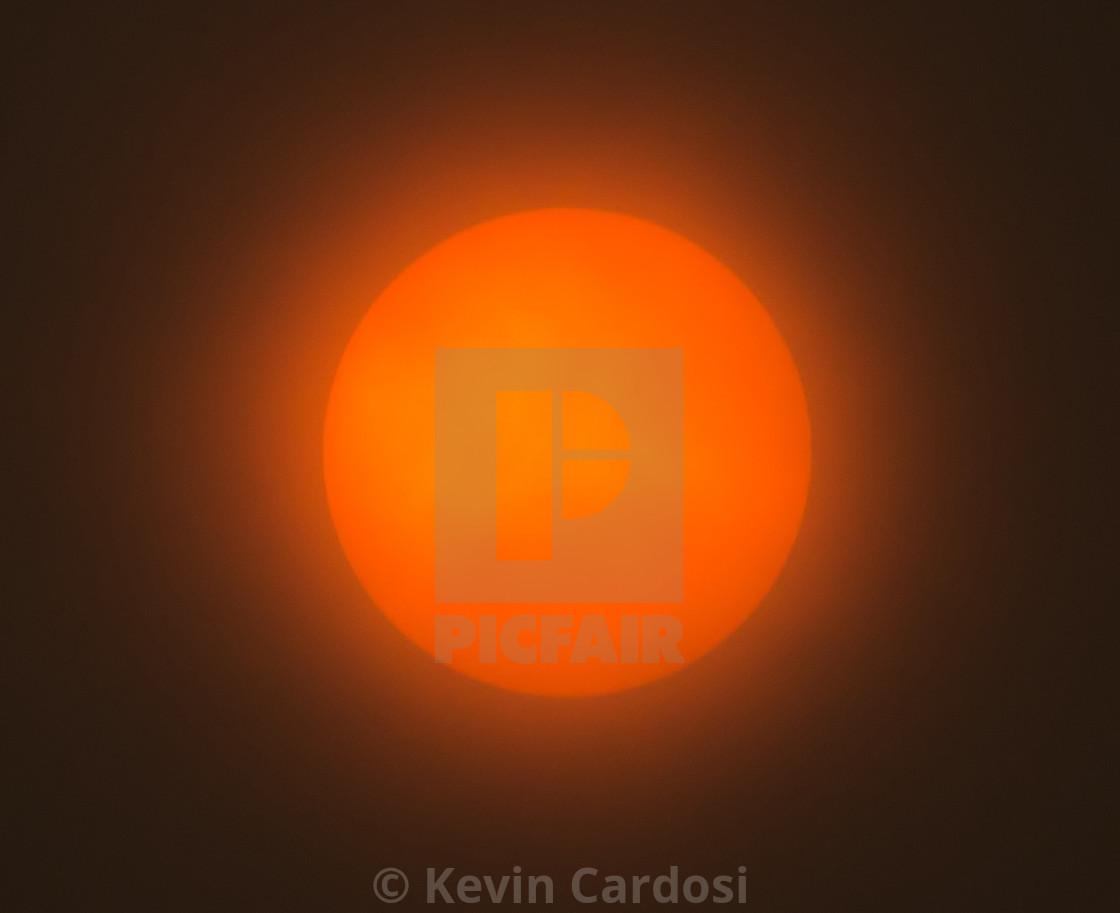 """Sun"" stock image"