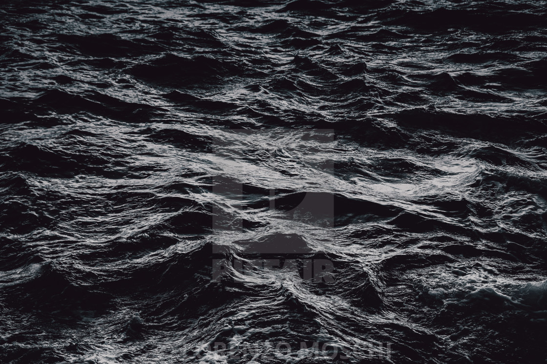 """""""Ocean Abstract"""" stock image"""