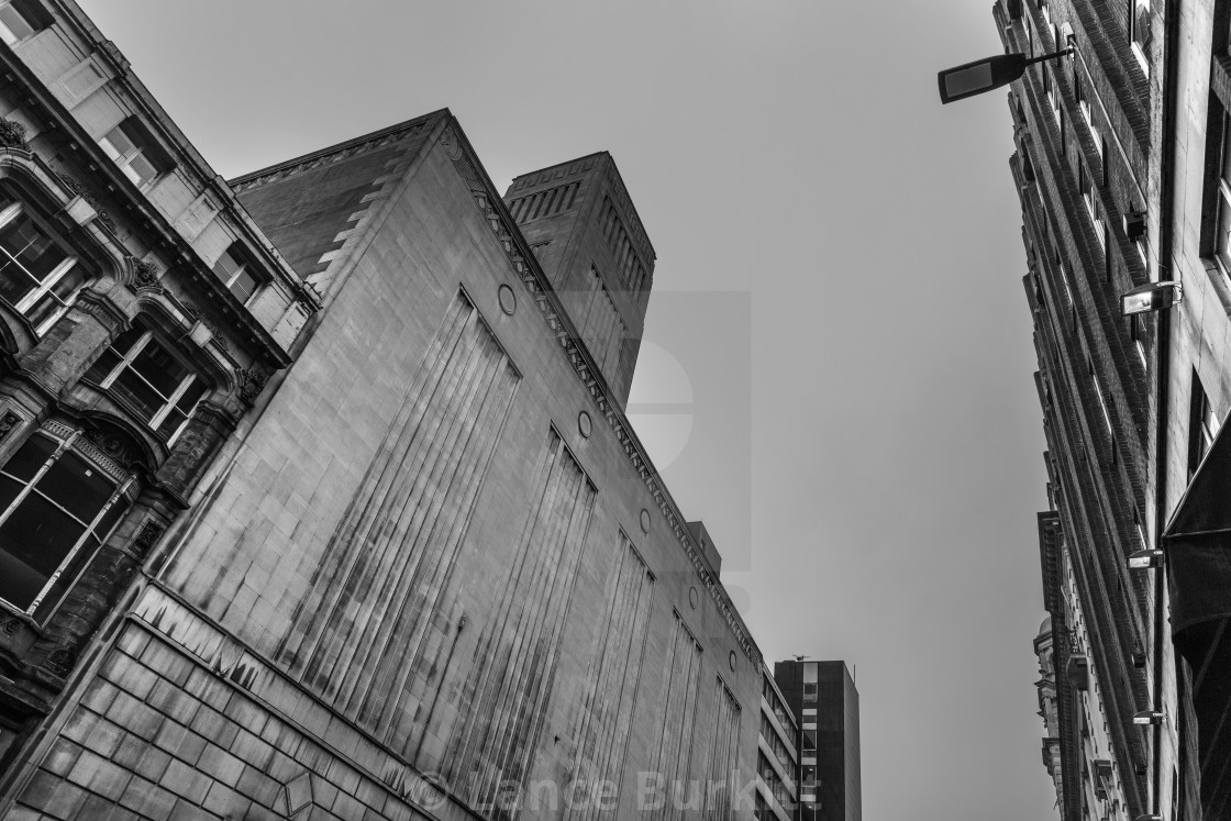 """Building in Liverpool"" stock image"