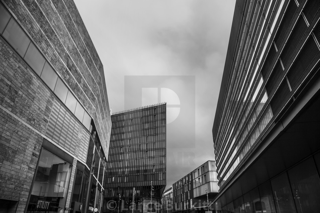 """Liverpool One"" stock image"