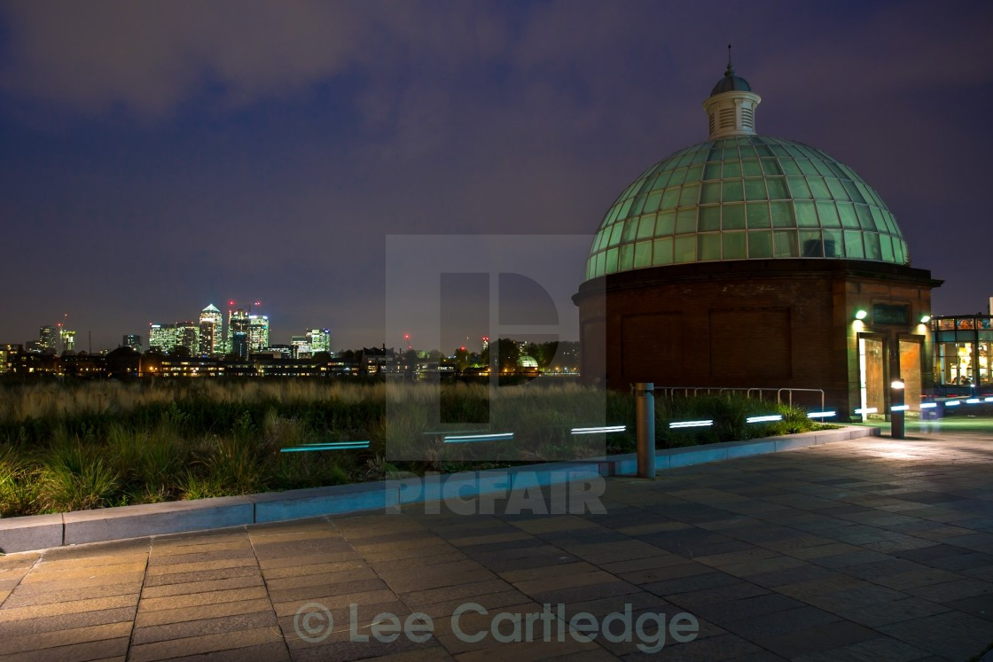"""Greenwich"" stock image"