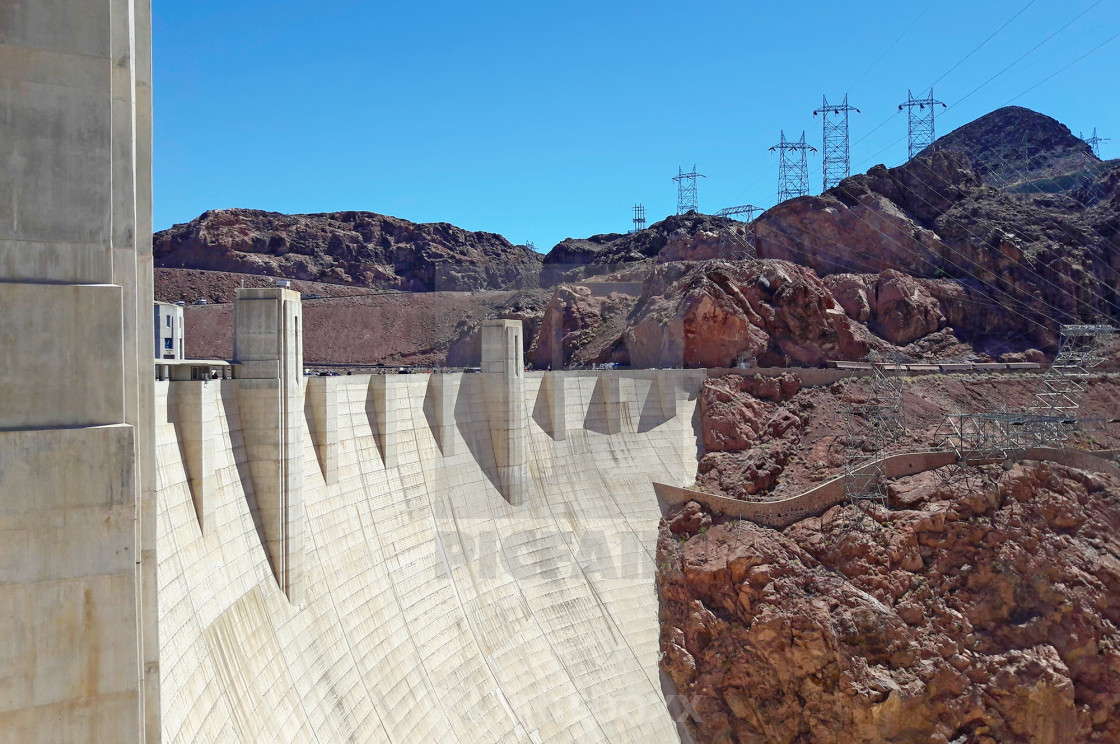 Hoover Dam - License, download or print for £2 48 | Photos | Picfair