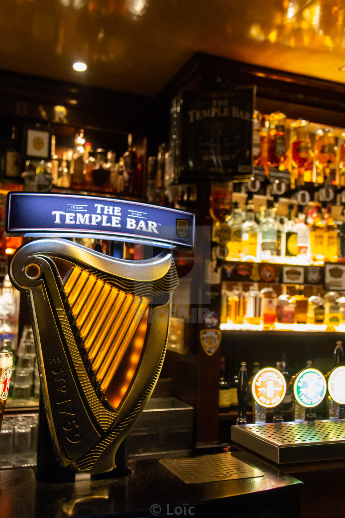 The temple harp - License, download or print for £8 68 | Photos