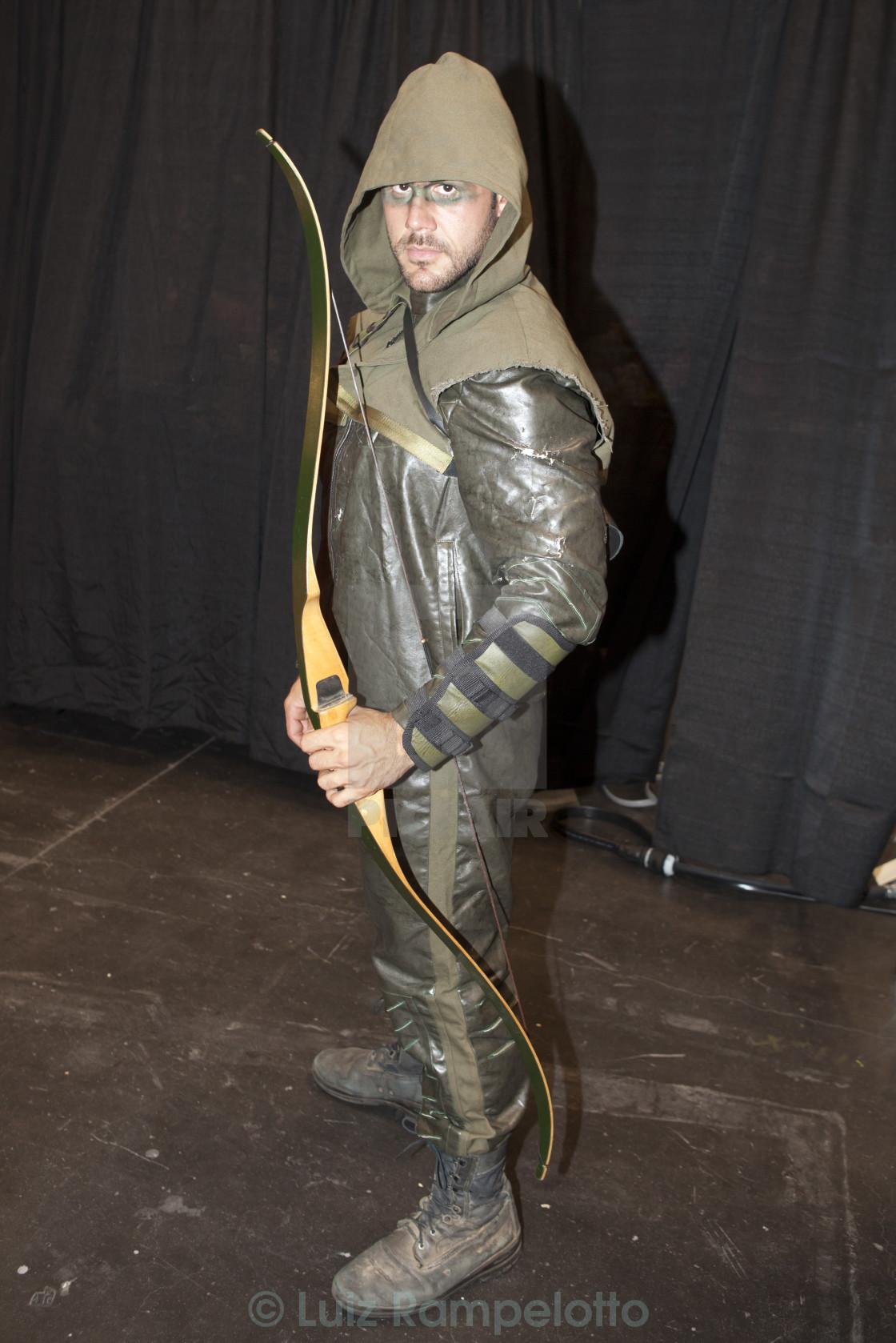 """New York Comic Con 2013"" stock image"