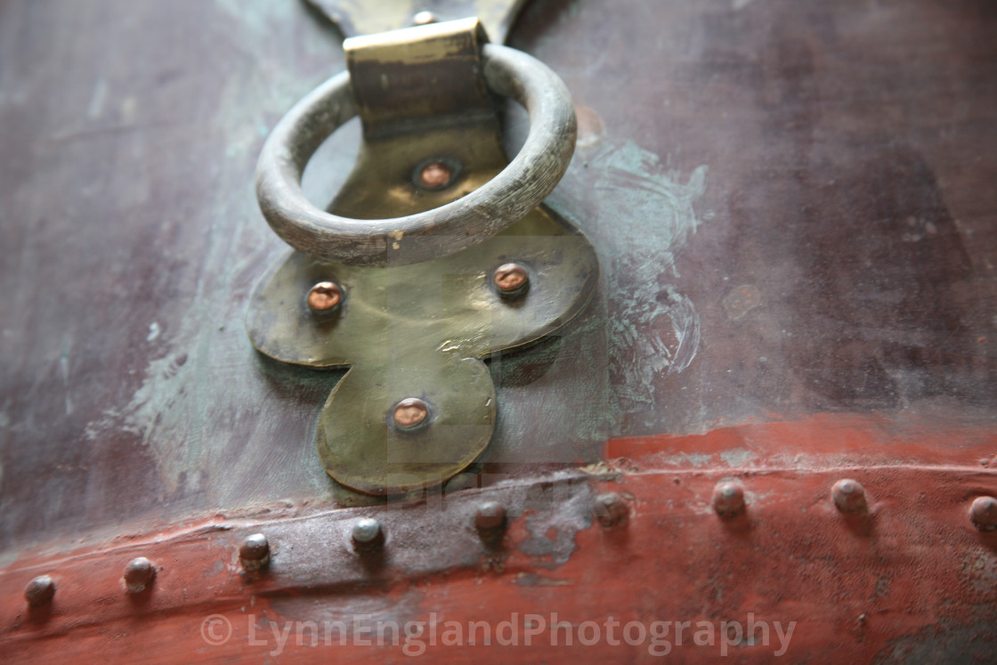 """Alambic brass detail"" stock image"