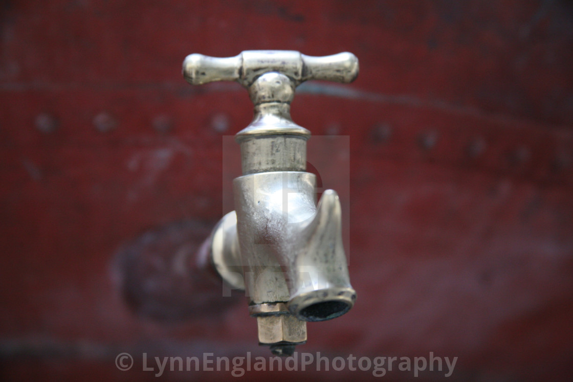 """Alambic tap"" stock image"