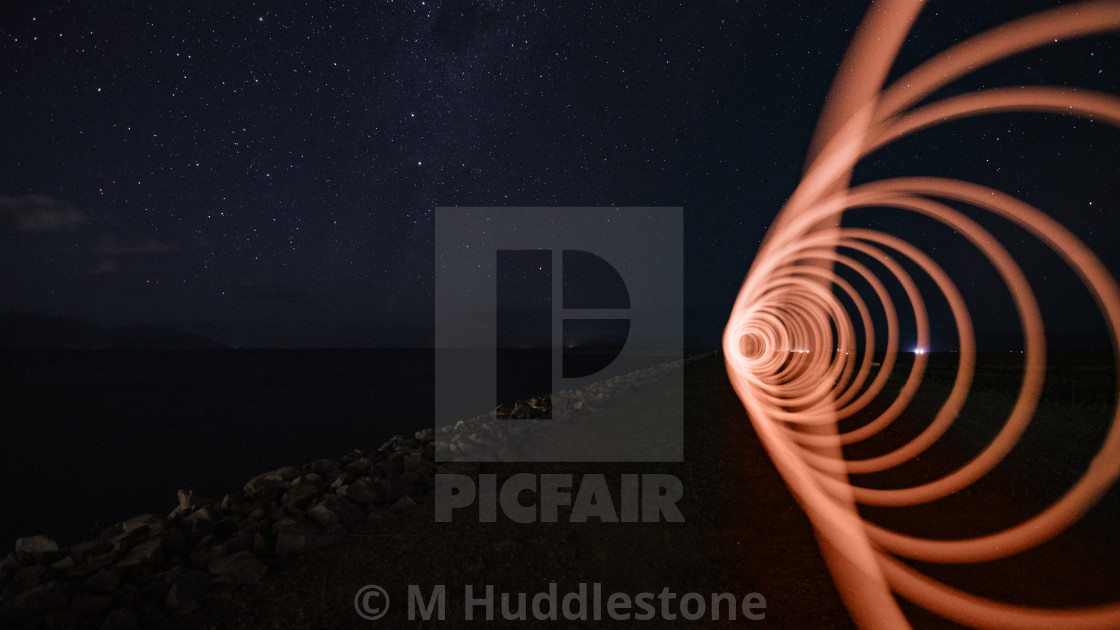 Light Vortex - License, download or print for £7 44   Photos   Picfair