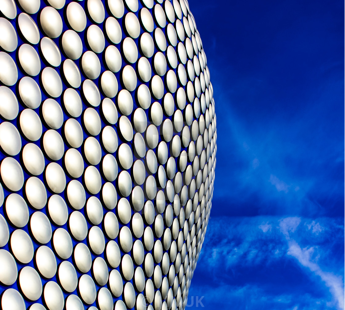 """Planet Selfridges"" stock image"