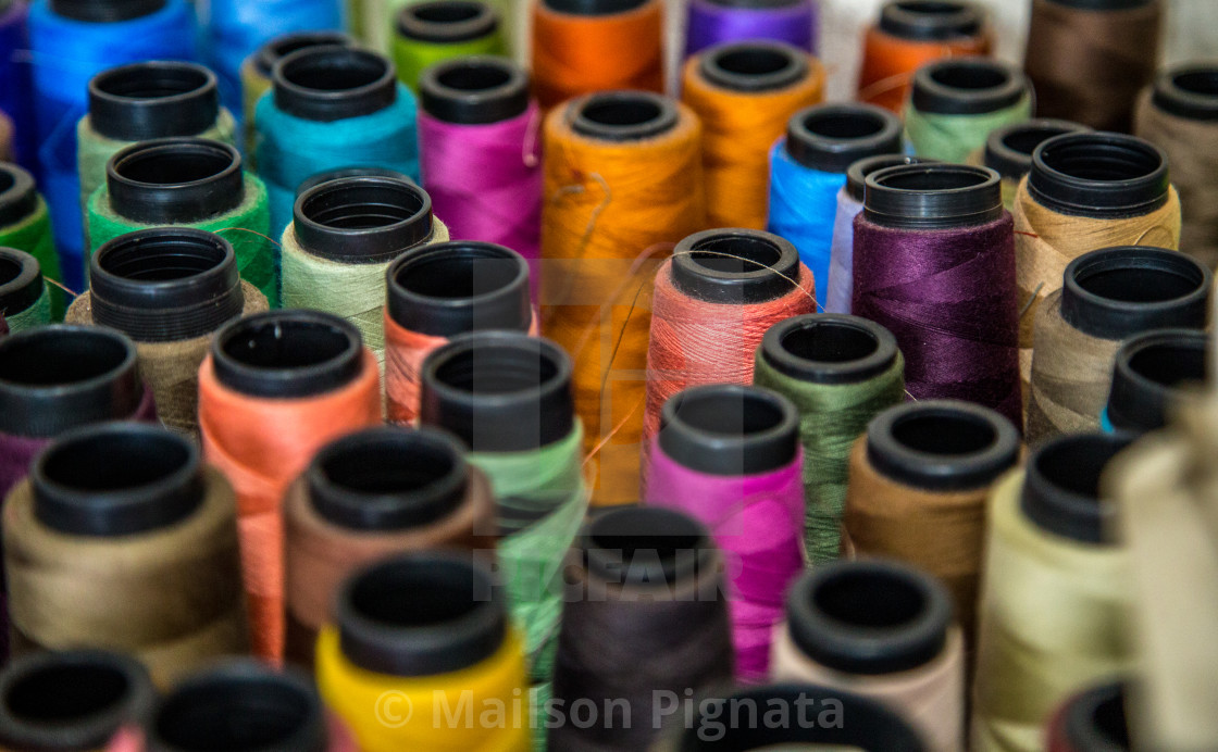"""spool of thread"" stock image"