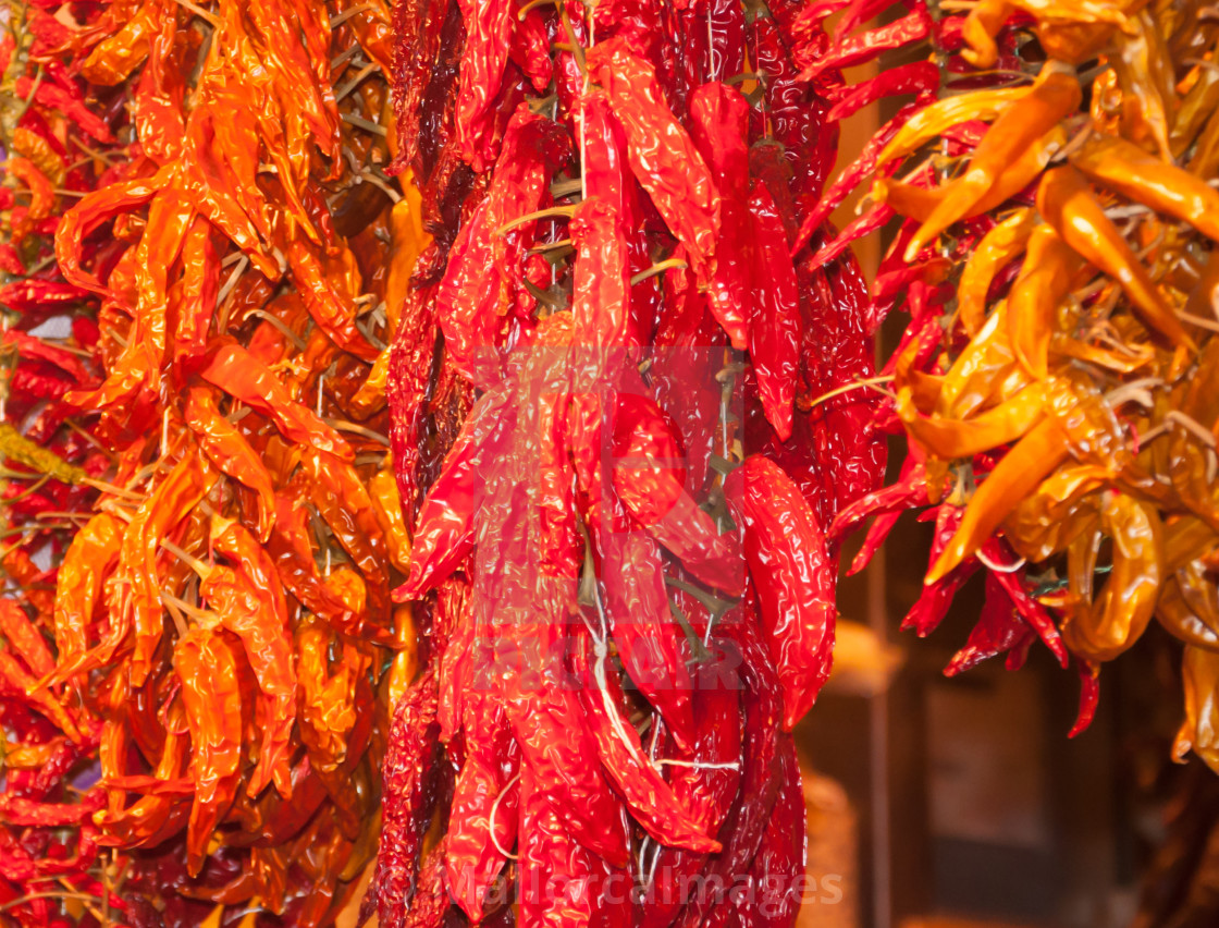 """Red paprika"" stock image"
