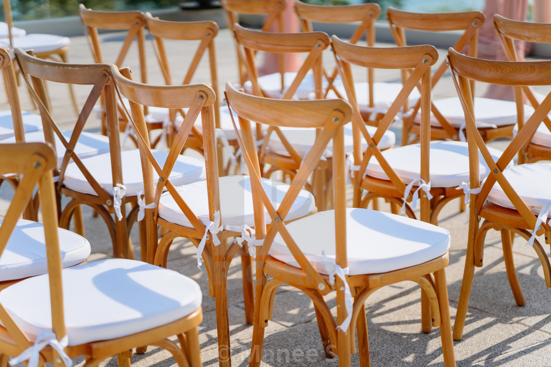Folding Lawn Chair With White Seat Beach Wedding Venue License Download Or Print For 4 96 Photos Picfair