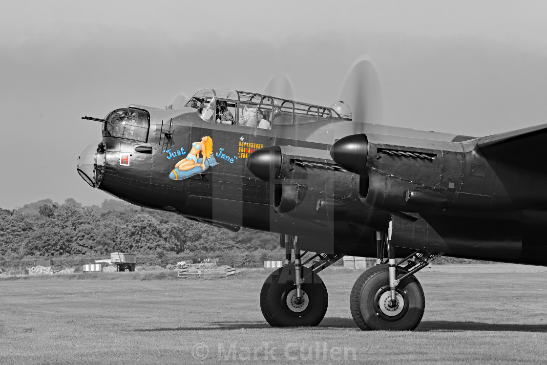 """Just Jane NX611"" stock image"