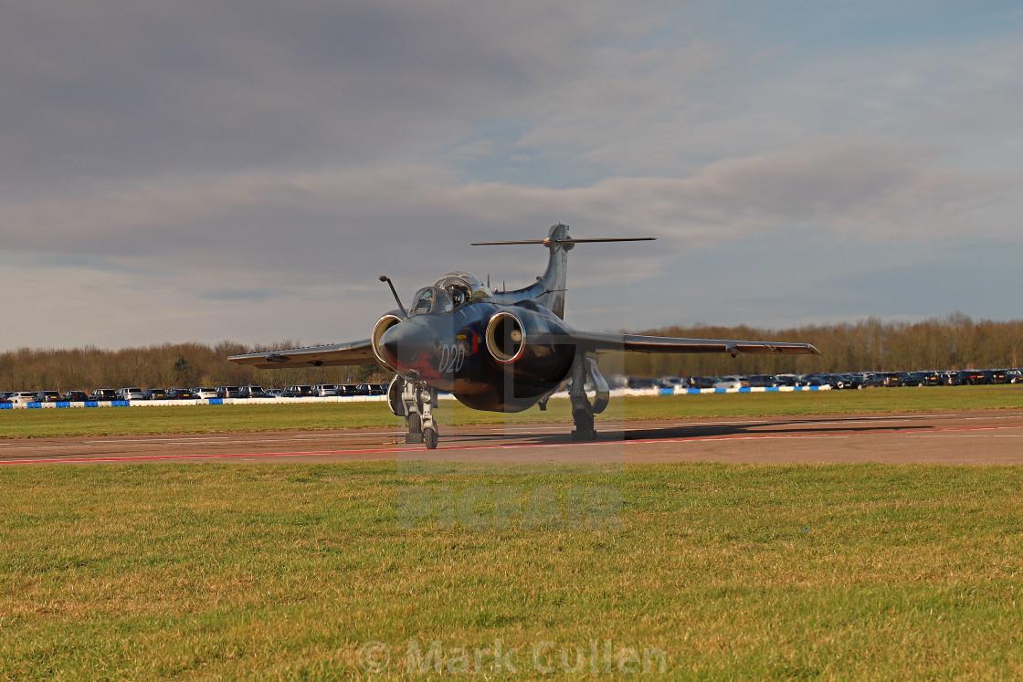 """Blackburn Buccaneer S.2B XX894"" stock image"