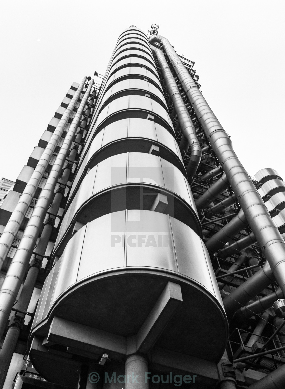 """lloyds stairwell"" stock image"