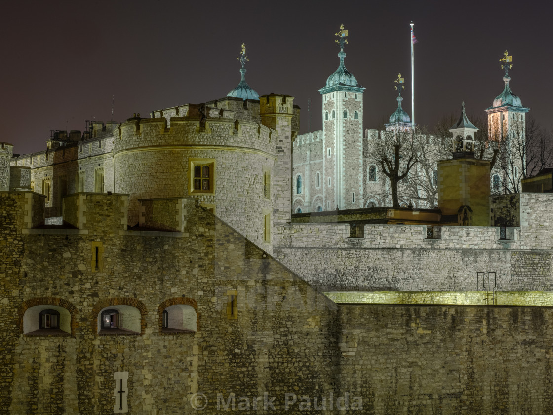 """""""Tower of London"""" stock image"""