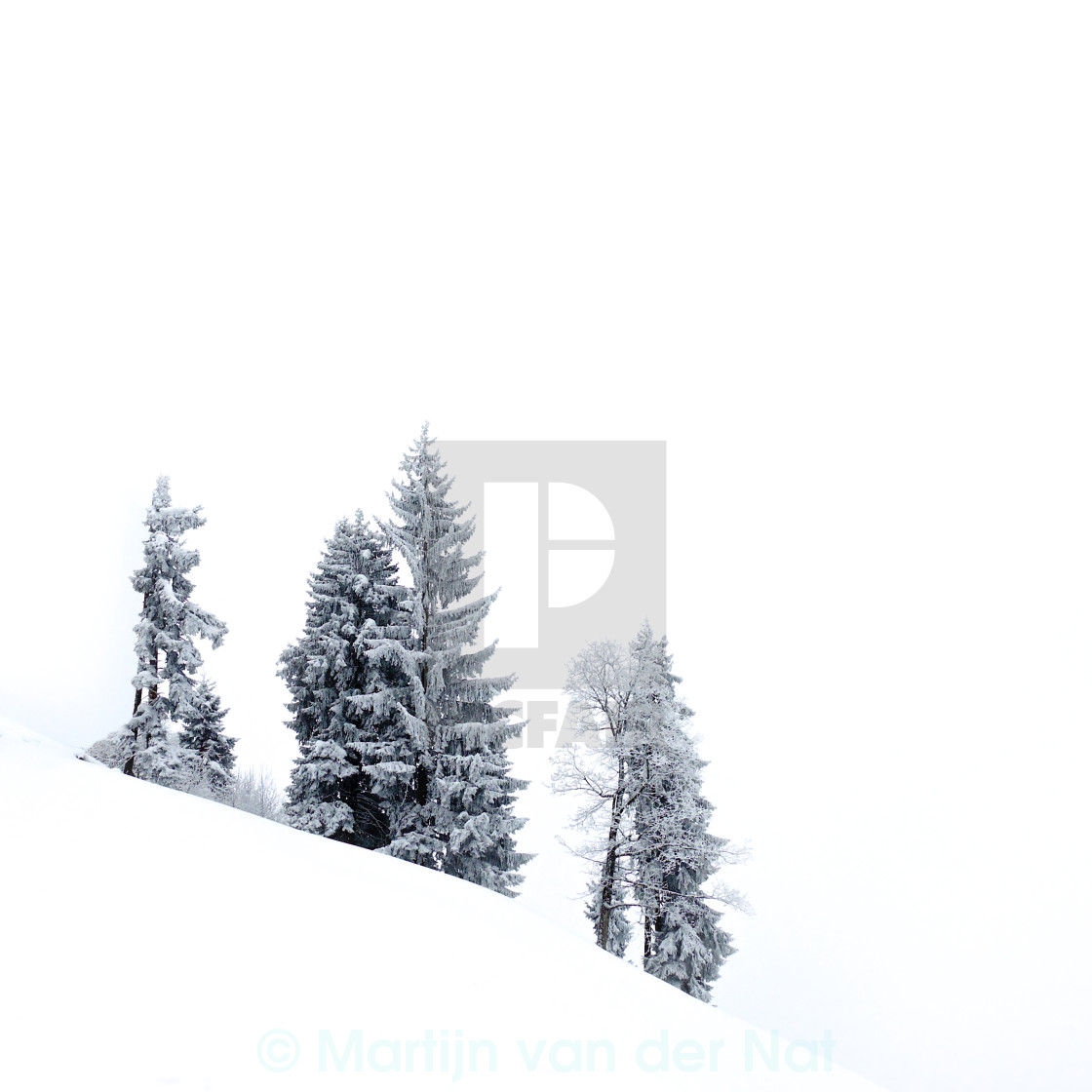 """White Out"" stock image"