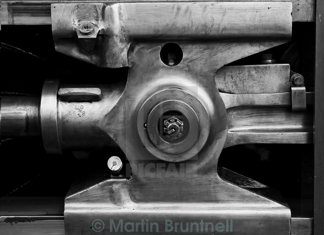"""""""Connecting rods"""" stock image"""