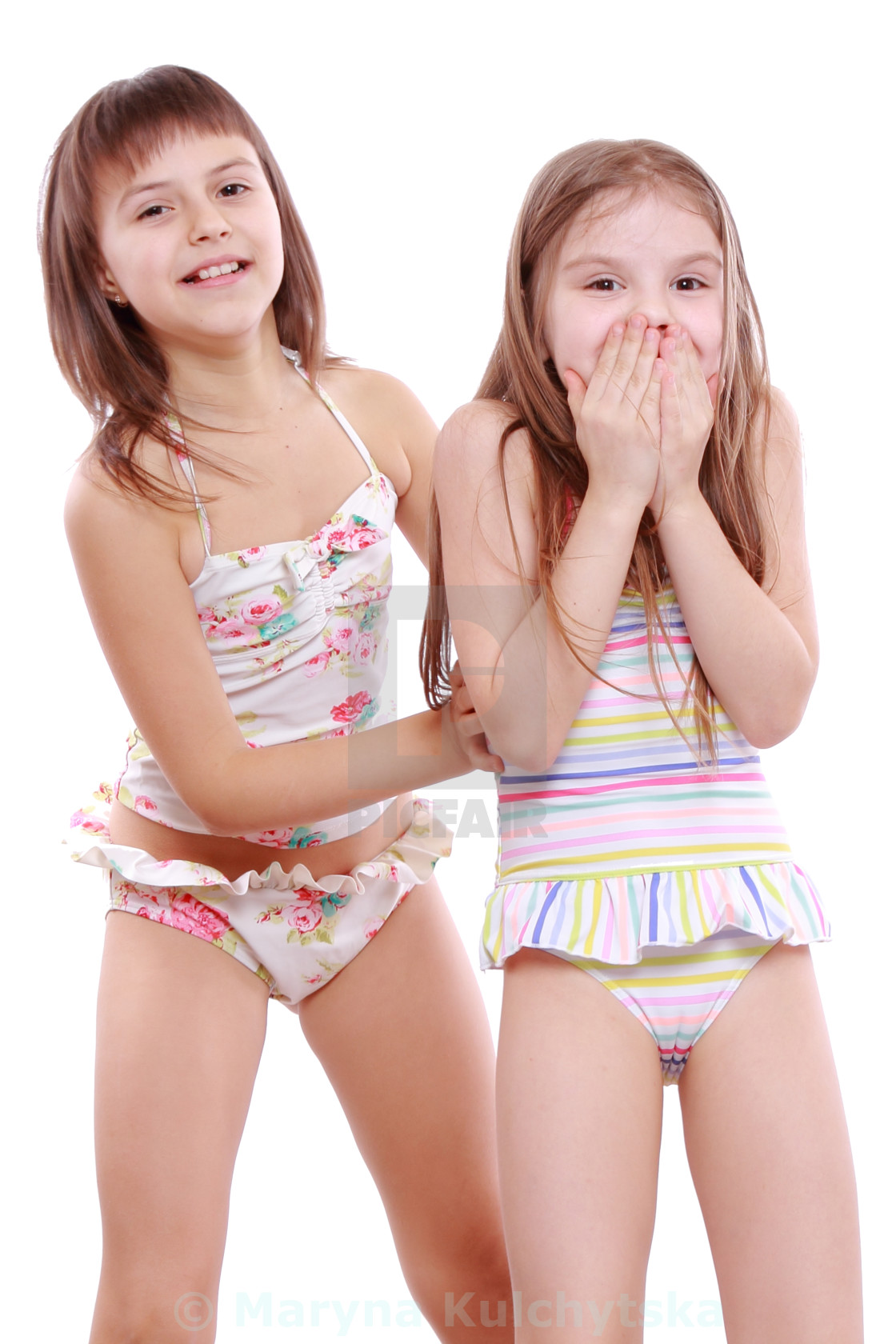 Little Girl Models Young Private