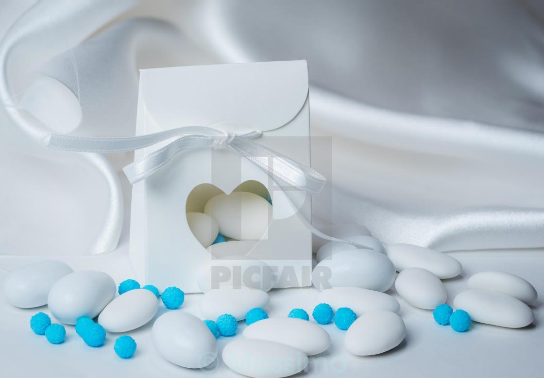 """""""Confetti and love"""" stock image"""