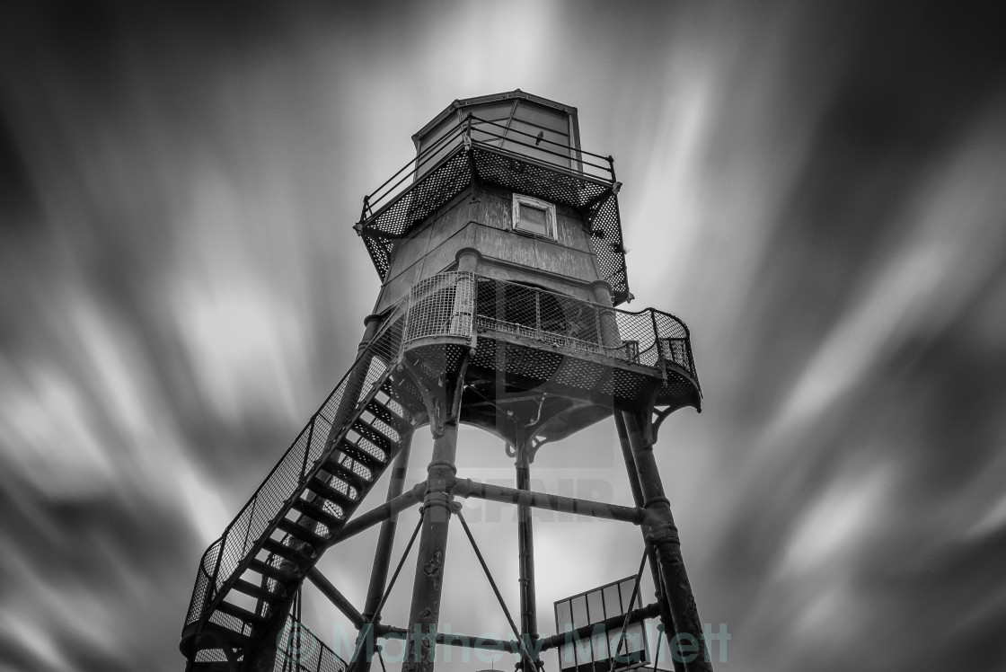 """Dovercourt High Light"" stock image"