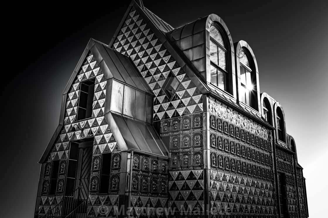 """Julies House -Grayson Perry"" stock image"