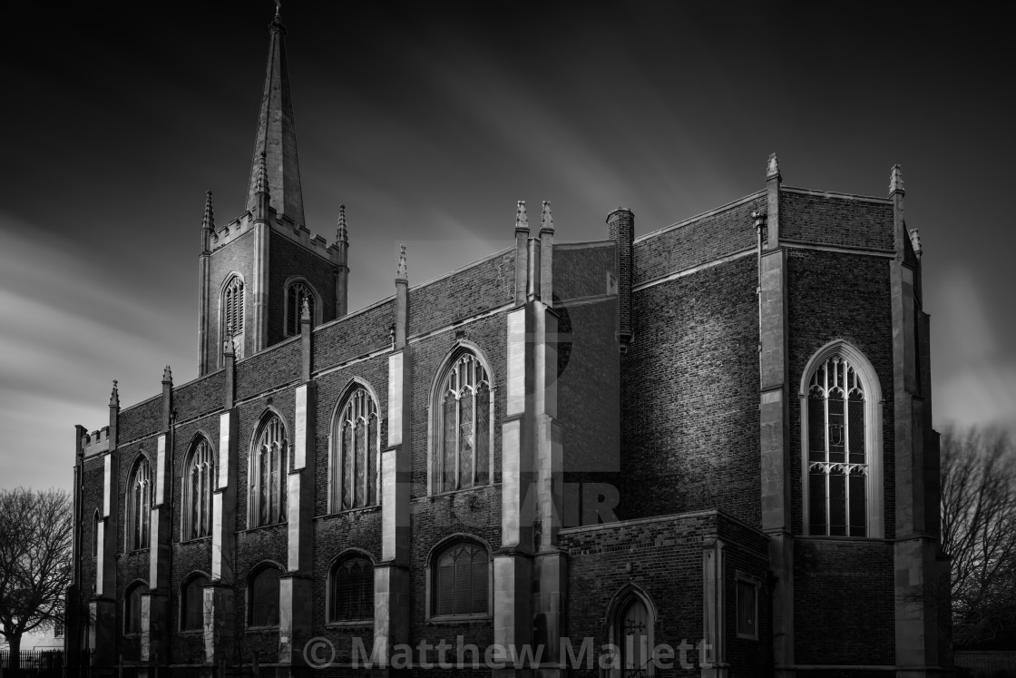 St Nicholas Church Harwich