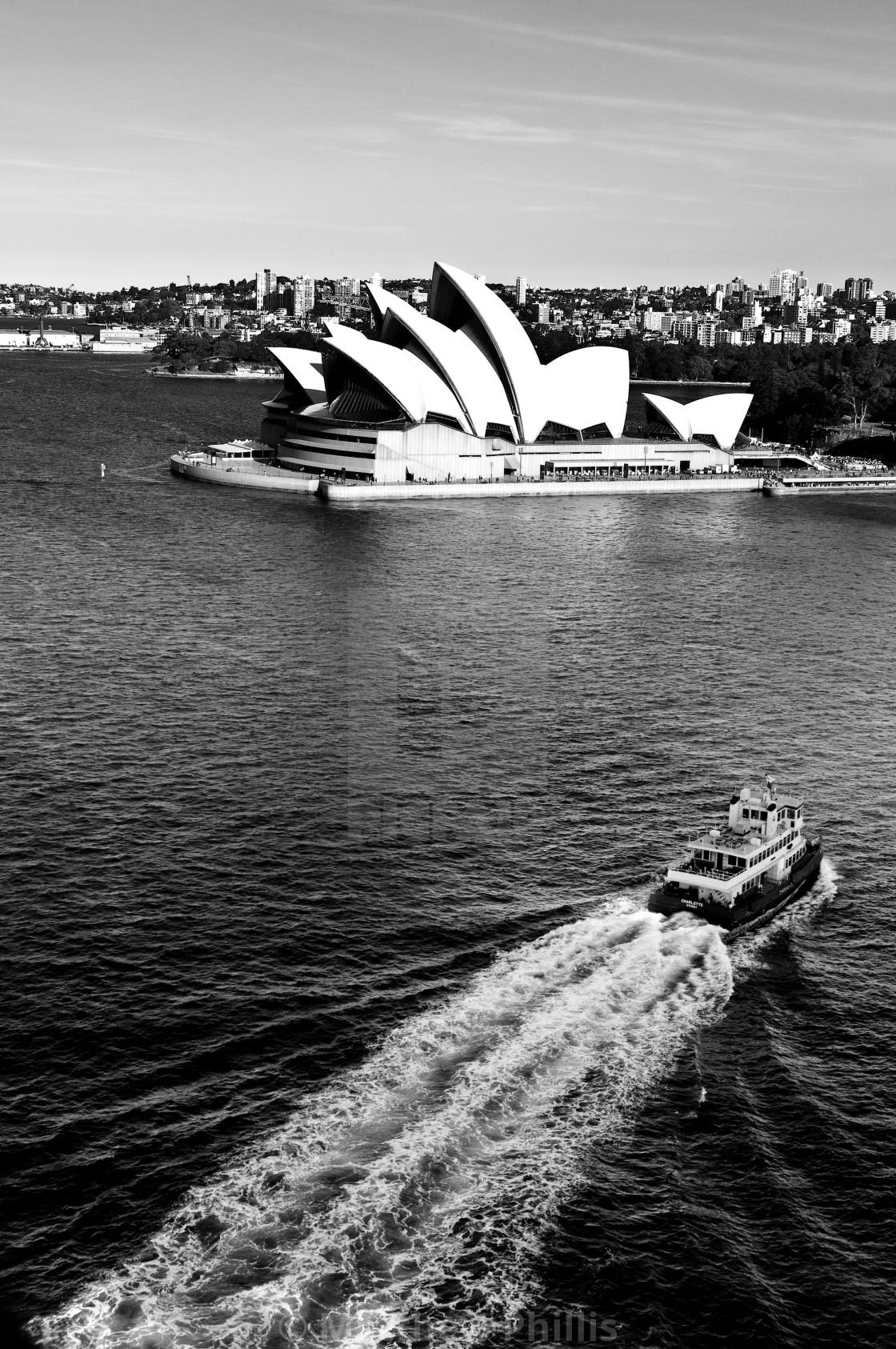 """Ferry Ride"" stock image"