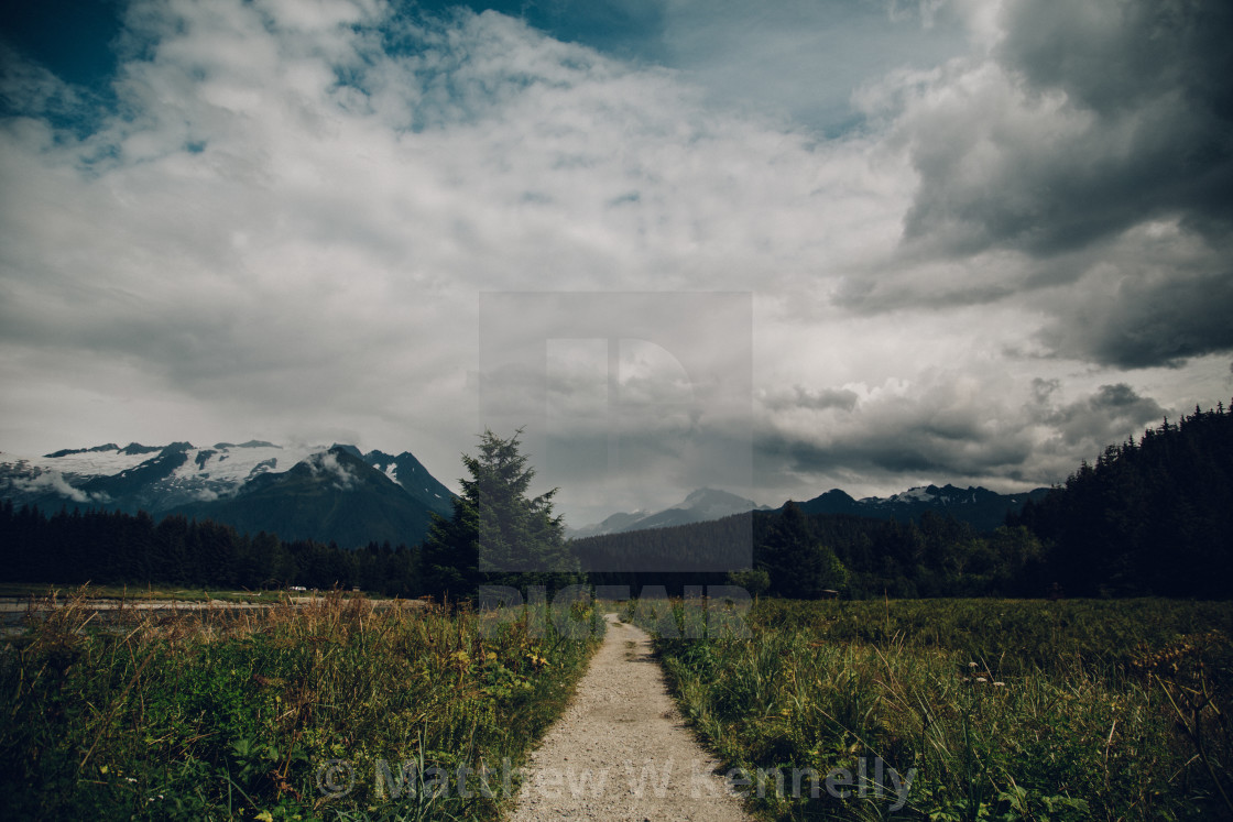 """Pathway To"" stock image"