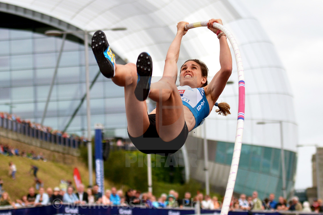 """British Athletics"" stock image"