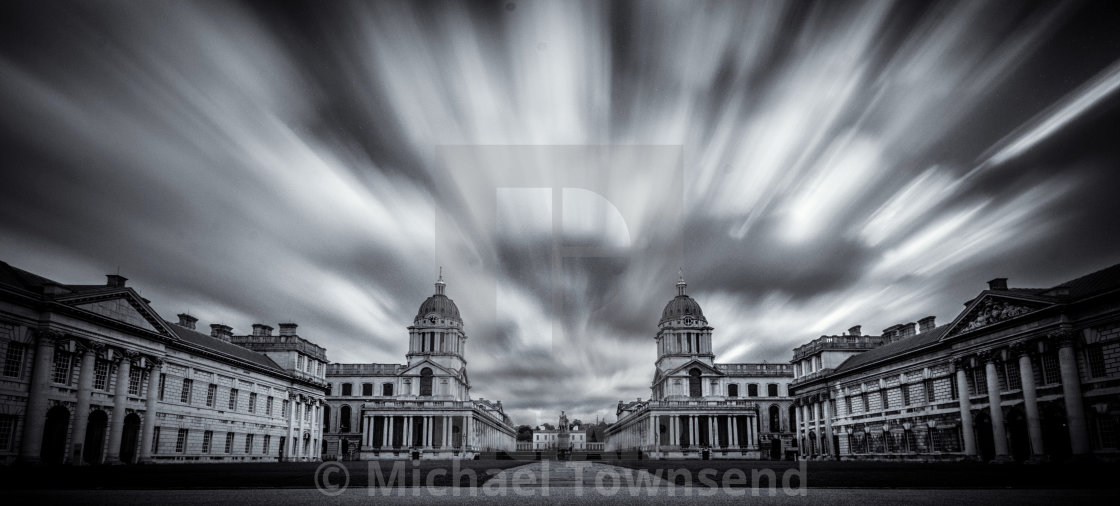 """Greenwich Exposure"" stock image"