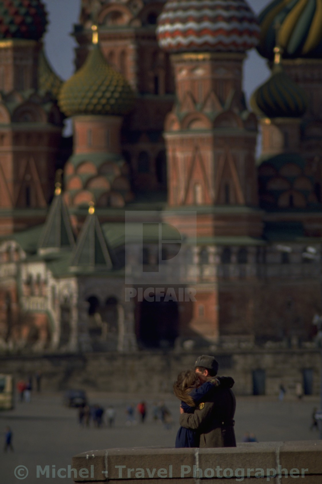 """From Russia With Love"" stock image"