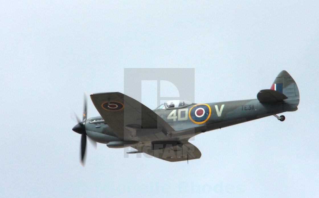 """Spitfire"" stock image"
