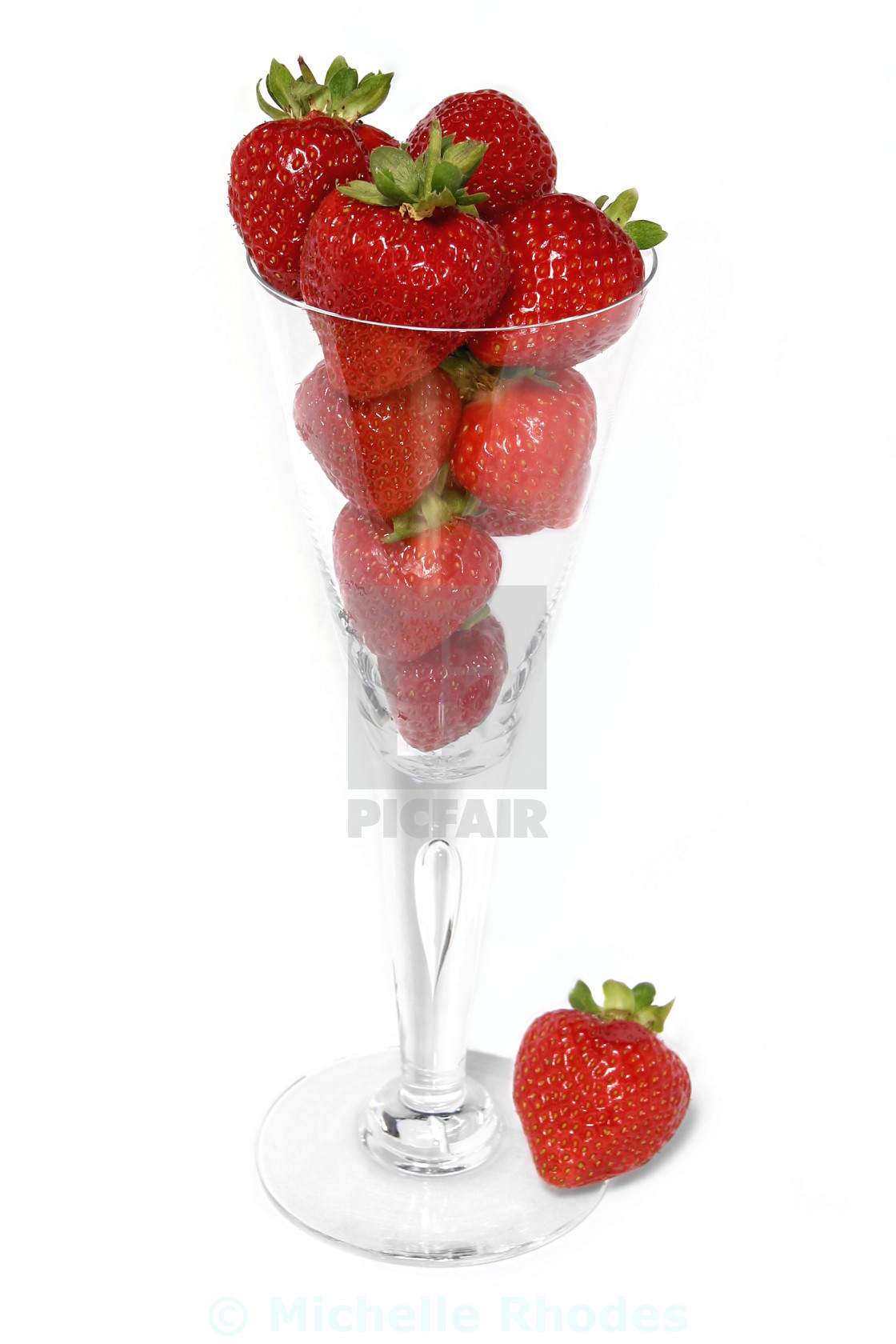 """""""Fruit Cocktail"""" stock image"""