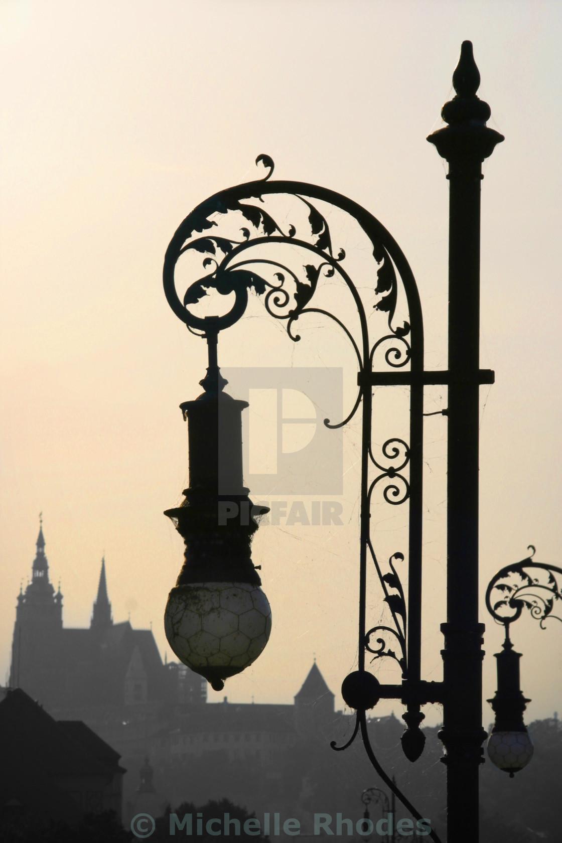 """""""Czech Light"""" stock image"""