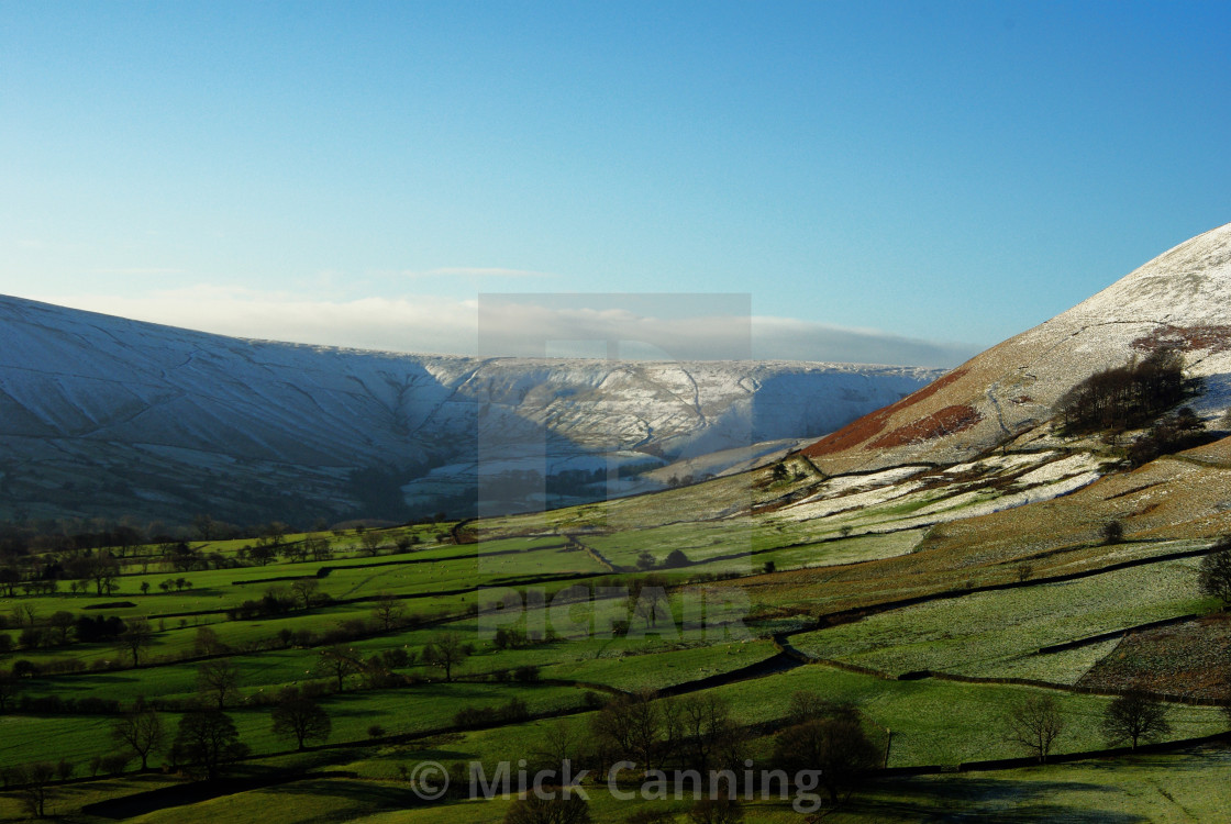 """Peak District view"" stock image"