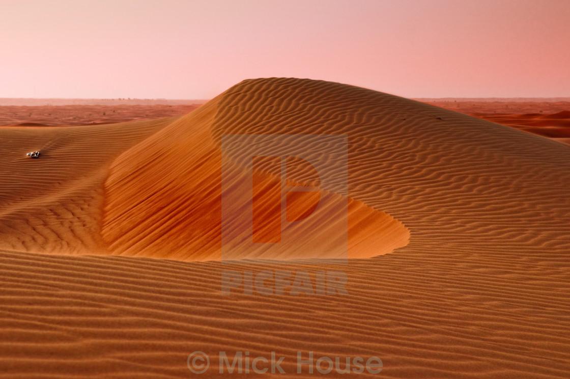 """Sand Dune"" stock image"