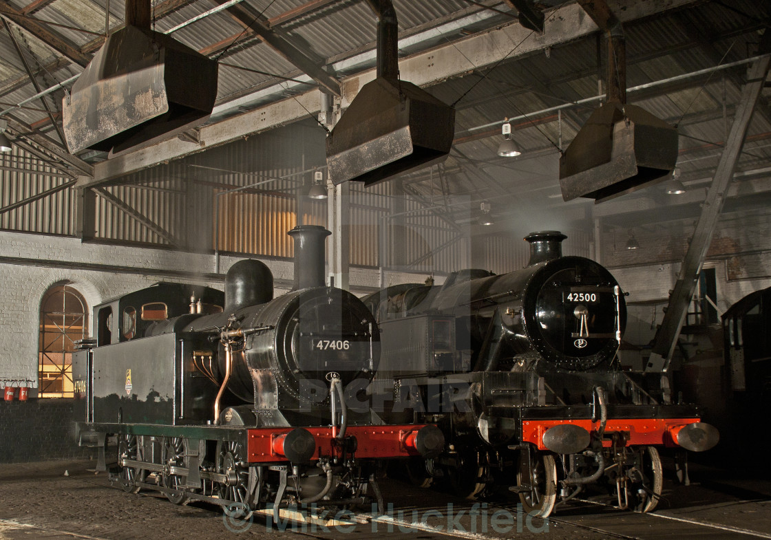 """""""Welcome To Barrow Hill"""" stock image"""
