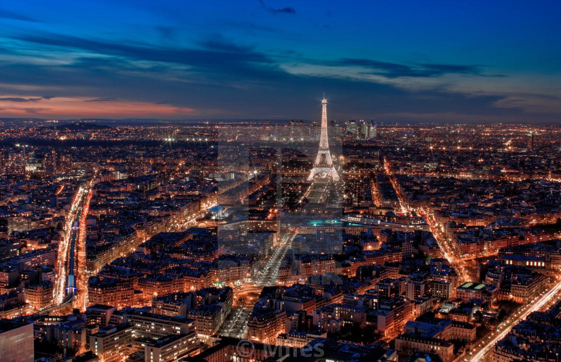 """Eiffel Tower, Paris"" stock image"