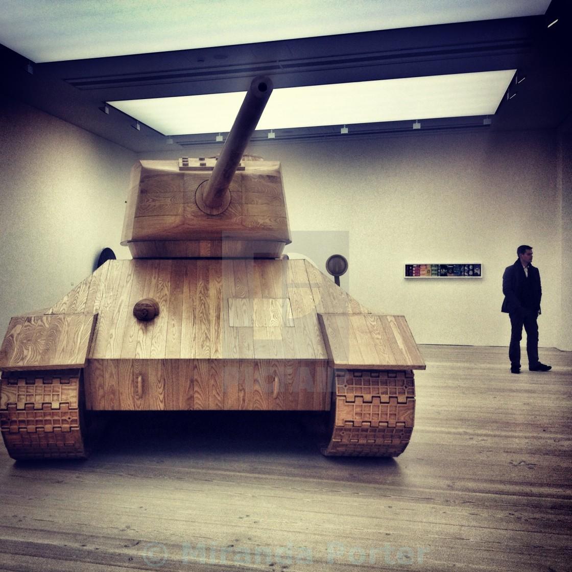 """Tanks"" stock image"